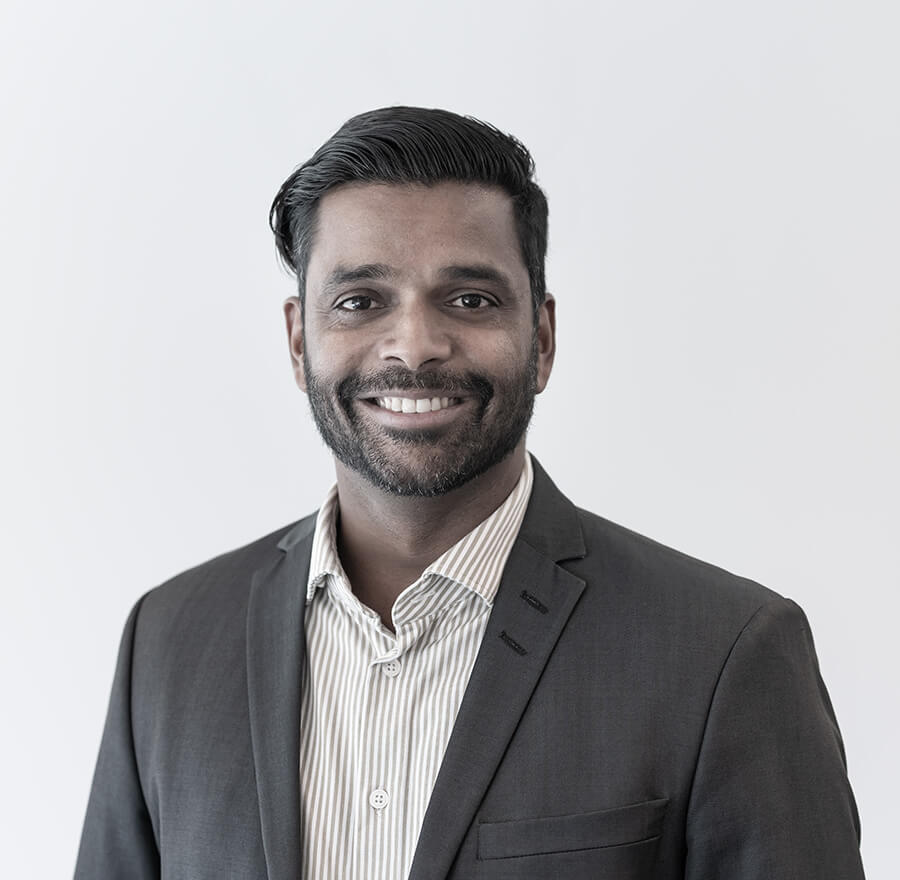 Rooba Sivagnanam, Head of Sales